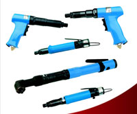 High Perfomance Air Screwdrivers &Angle Wrenches